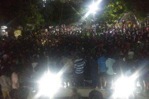 SRM University staff masturbates in front of student, officials blame victim; protests erupt