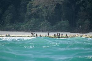 American tourist 'killed with bows and arrows' by protected tribe in Andaman islands
