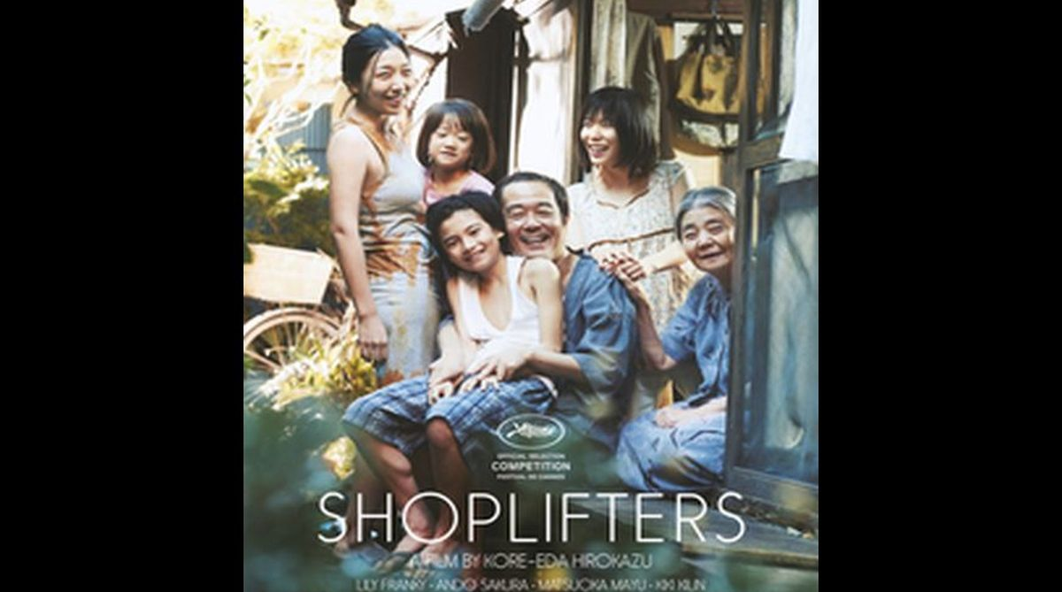 KIFF, Kolkata International Film Festival, film screening, New Empire cinema, Shoplifters, Kore Eda Hirokazu, Ratnamanjari Chakraborty,Jadavpur University