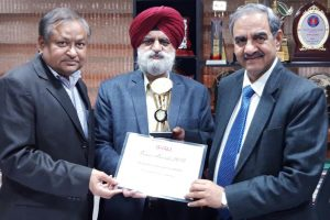 BBMB receives Best Hydro Power Generator Award