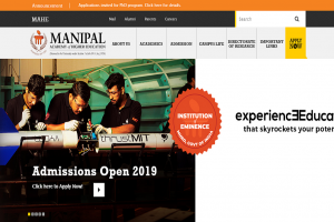 MU OET 2019: Registration process begins on official website manipal.edu