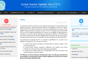 CBSE CTET 2018: Admit cards to be released soon on ctet.nic.in, check important details here