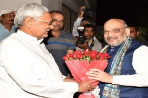 'Kite-flying': Bihar allies on Nitish Kumar-Amit Shah's seat-sharing pact in Bihar
