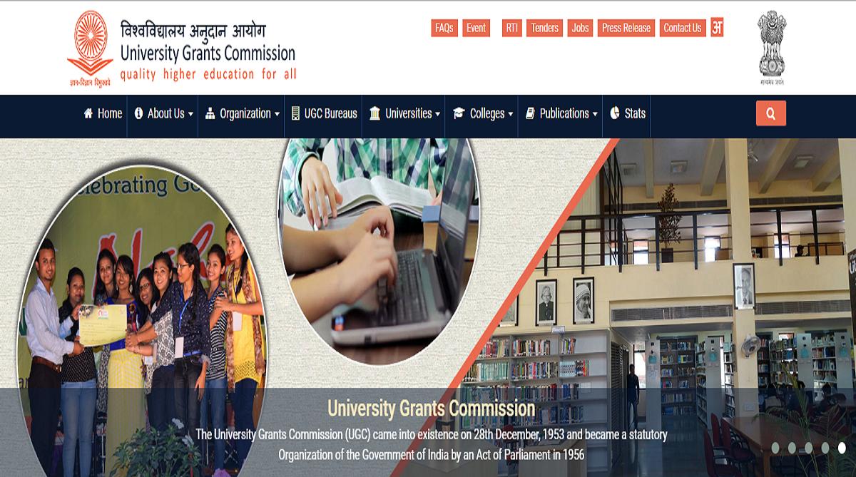 UGC recruitment 2018, University Grants Commission
