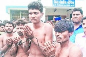 Dalit victims of Una seek Prez nod for mercy killing