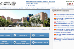 AIIMS MBBS 2019: Basic registration process to begin soon at aiimsexams.org