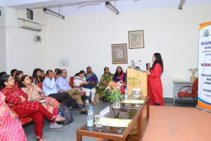 National Workshop on Intellectual Property Rights organised by Maitreyi College