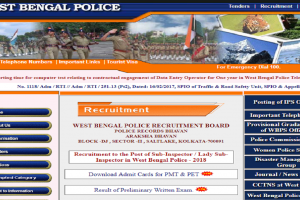 West Bengal Police SI prelims results announced at policewb.gov.in | Check all important details here