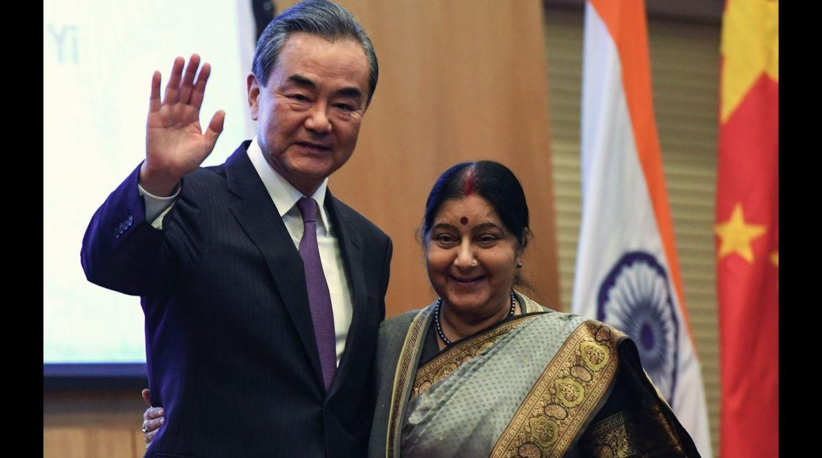 exchanges mechanism,India, China,Sushma Swaraj,Wang Yi,Sino-India ties,Narendra Modi,Xi Jinping