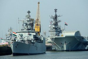 'Cautiously observing' Chinese presence in Indian Ocean Region: Indian Navy