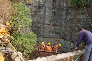 13 miners feared dead, still trapped in flooded Meghalaya 'rat-hole' mine; rescue ops on