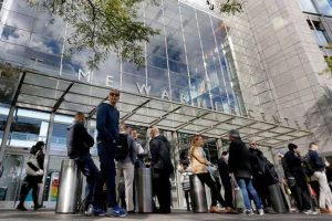 CNN's New York offices evacuated after bomb threat; second time since October