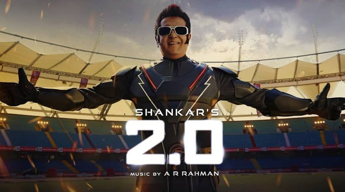 Rajinikanth's 2.0 set for major China release