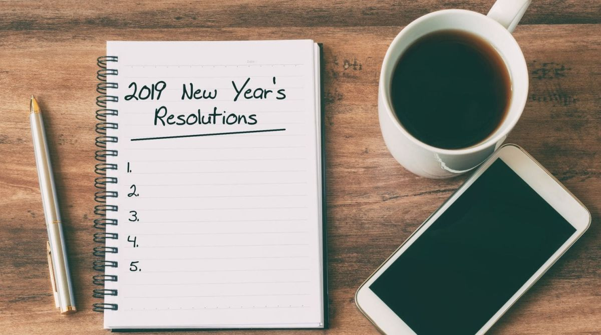 These New Year resolutions may make you happier in 2019