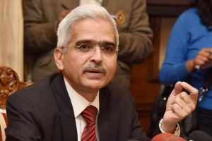 Ex-economic affairs secretary Shaktikanta Das appointed new RBI Governor