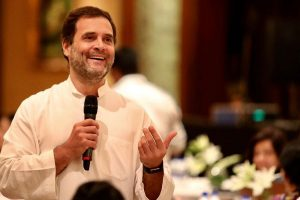'Please mention your choice': Rahul Gandhi's 'democratic' audio poll for CM posts