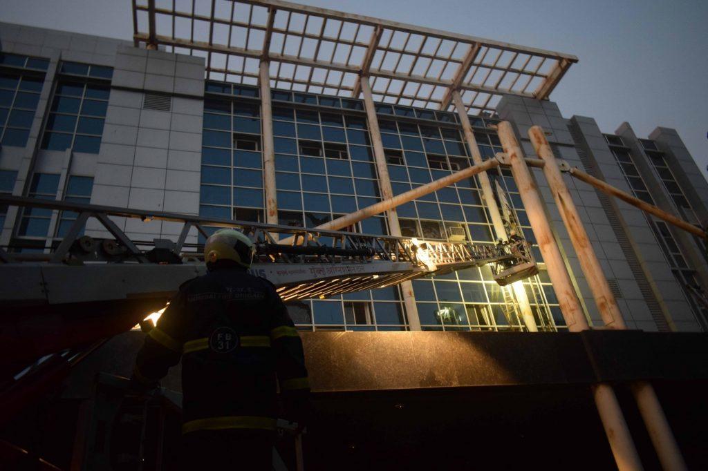 Mumbai Hospital Fire: Toll rises to 8; many critical, CM Fadnavis orders enquiry, briefs PM Modi