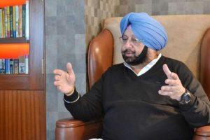 Punjab CM Amarinder Singh advised 2-day rest