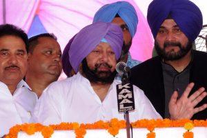 Kartarpur Corridor: BJP asks Amarinder to sack Sidhu for 'backing cause of Pak Army, ISI'
