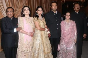 Isha Ambani-Anand Piramal wedding reception: Glimpses from the royal affair | See videos