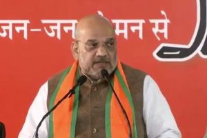 Bulandshahr incident should not be politicised: Amit Shah