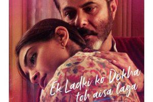Anil Kapoor releases Ek Ladki Ko Dekha Toh Aisa Laga poster on birthday