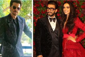 Read what advice did Anil Kapoor give to Deepika Padukone on Ranveer Singh