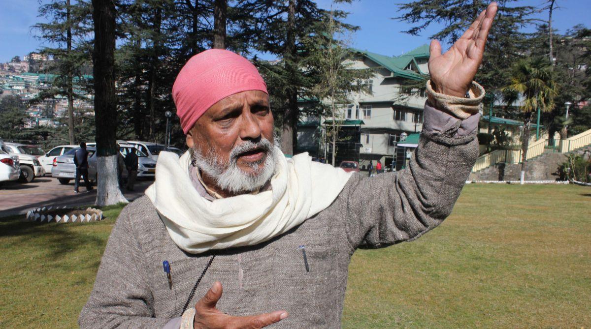 Anil Prakash Joshi, Green activist, Himalayan Environmental Studies,HESCO, Uttarakhand, mountain ecosystem