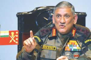 Indian Army not job provider; don't feign illness, disability: General Bipin Rawat