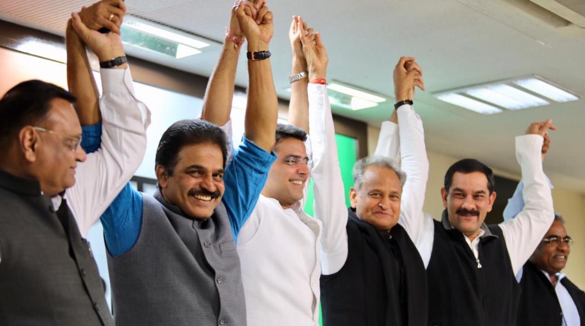 Rahul Gandhi, Ashok Gehlot, Rajasthan CM, Sachin Pilot, Deputy CM