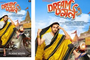 Dream Girl first look: Ayushmann Khurrana avatar will leave you in splits