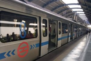 Trial run begins on Delhi Metro Blue Line extension