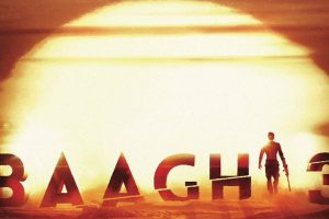 Tiger Shroff as Ronnie is back with Baaghi 3 | See Poster