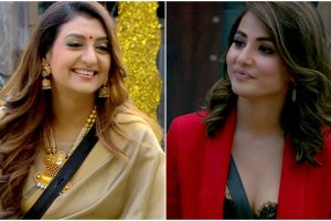 Bigg Boss 12, Day 100, December 25: Former contestants Hina Khan, Juhi Parmar assess housemates