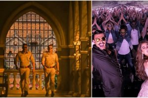 Ranveer Singh, Ajay Devgn make a whistle-worthy entry in new Simmba song