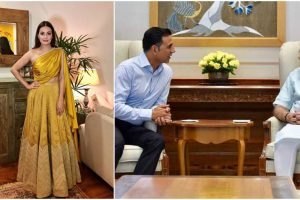 Dia Mirza questions Akshay Kumar over the meet with PM Narendra Modi