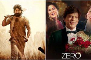Tamilrockers leaks KGF, Zero movie online