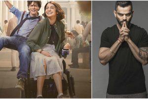 This is how Anushka Sharma reacted when SRK said he wants to play Virat Kohli on screen