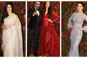 Deepika-Ranveer reception: Best dressed celebs who stole the limelight