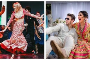 Sophie Turner dancing at Priyanka-Nick wedding sangeet triggers Game of Thrones jokes