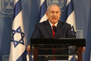 Netanyahu, Trump discuss Iranian military's presence in Syria