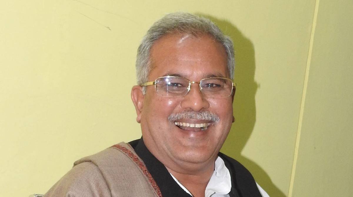 Bhupesh Baghel, Chief Minister, Chhattisgarh, Bharatiya Janata Party, Rahul Gandhi