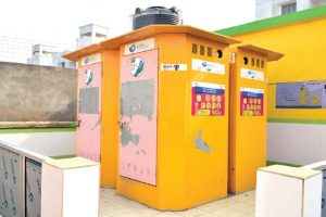 Sanitation initiative helps Bihar schools