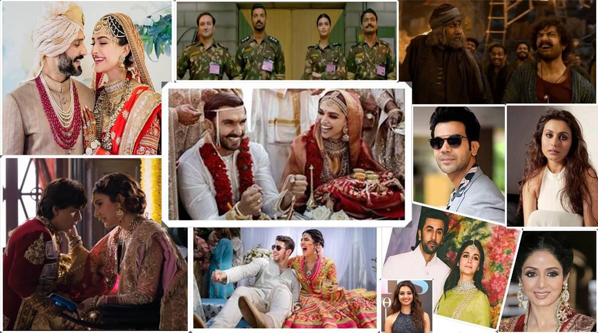Bollywood, Aamir Khan, Akshay Kumar, Sonam Kapoor, Rajkummar Rao, Ayushmann Khurana, #MeToo, Radhika Apte