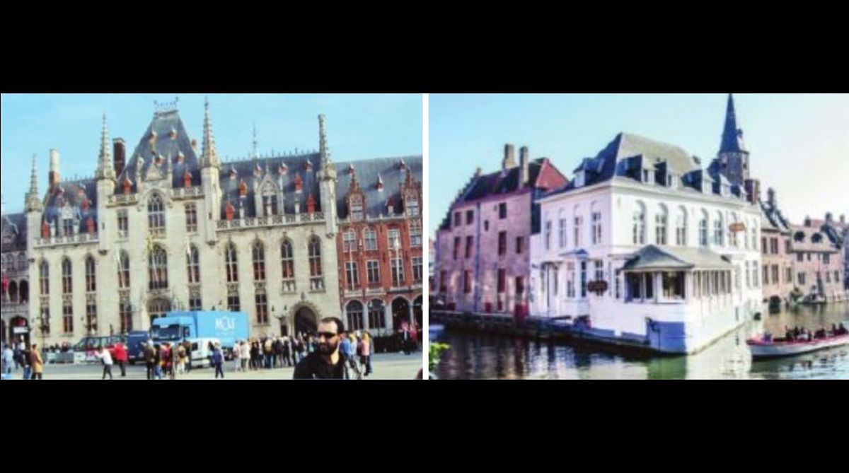 Enticing Bruges