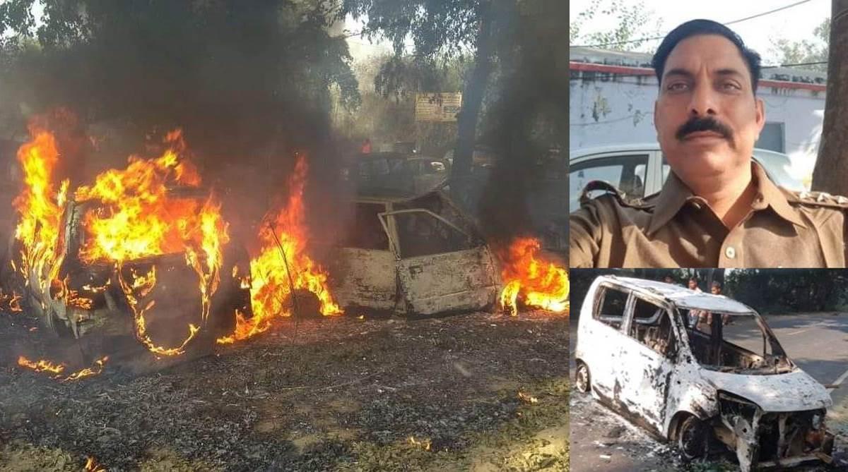 Bulandshahr violence, UP cop's murder, Inspector Subodh Kumar Singh, Cow slaughter