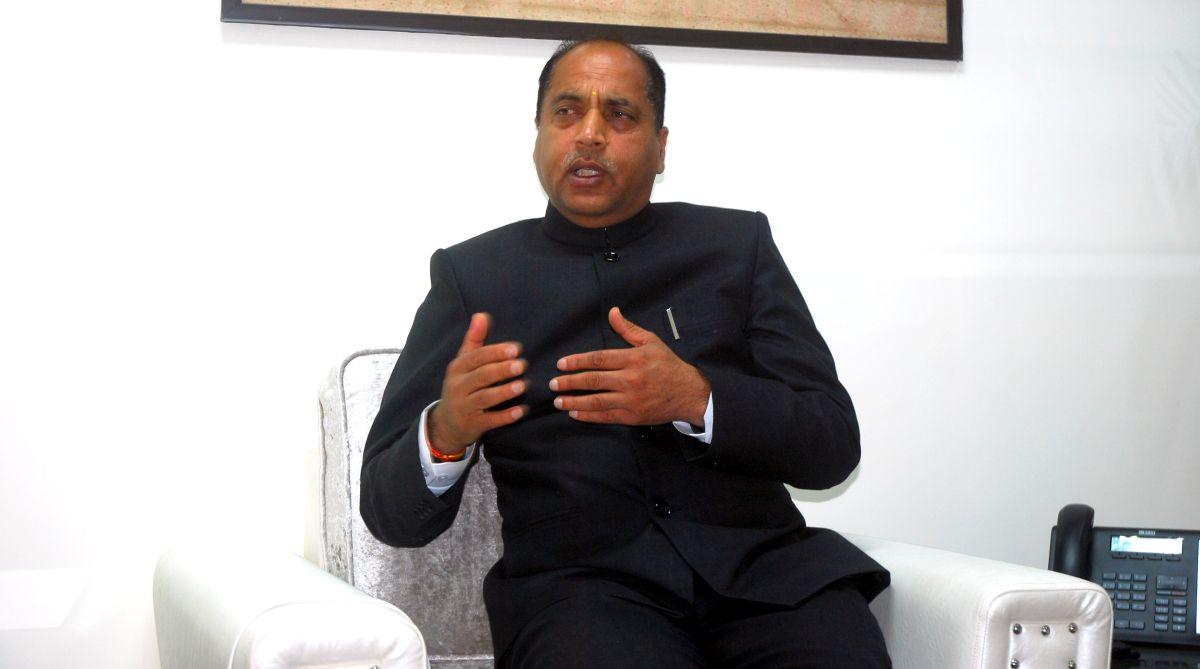 Jai Ram Thakur, BJP, Assembly poll,Himachal Pradesh, Lok Sabha, Shimla water crisis