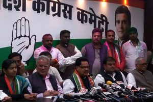 Pressure on Congress to probe NAN scam in Chhattisgarh