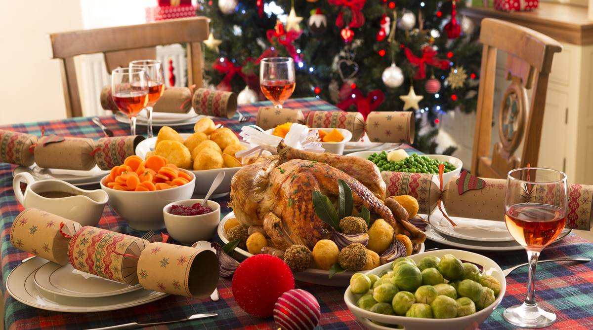 Christmas, Christmas food, Allahabadi cake, Noël