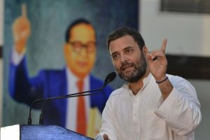 Woke up CMs of Assam, Gujarat, will wake up PM Modi too: Rahul Gandhi on farm loan waiver